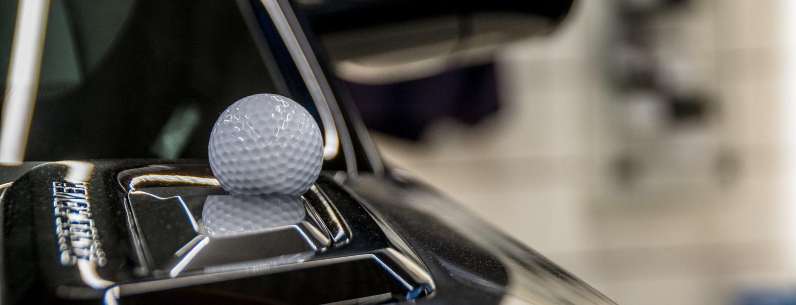 2020 Land Rover Live Golfen in Bielefeld
