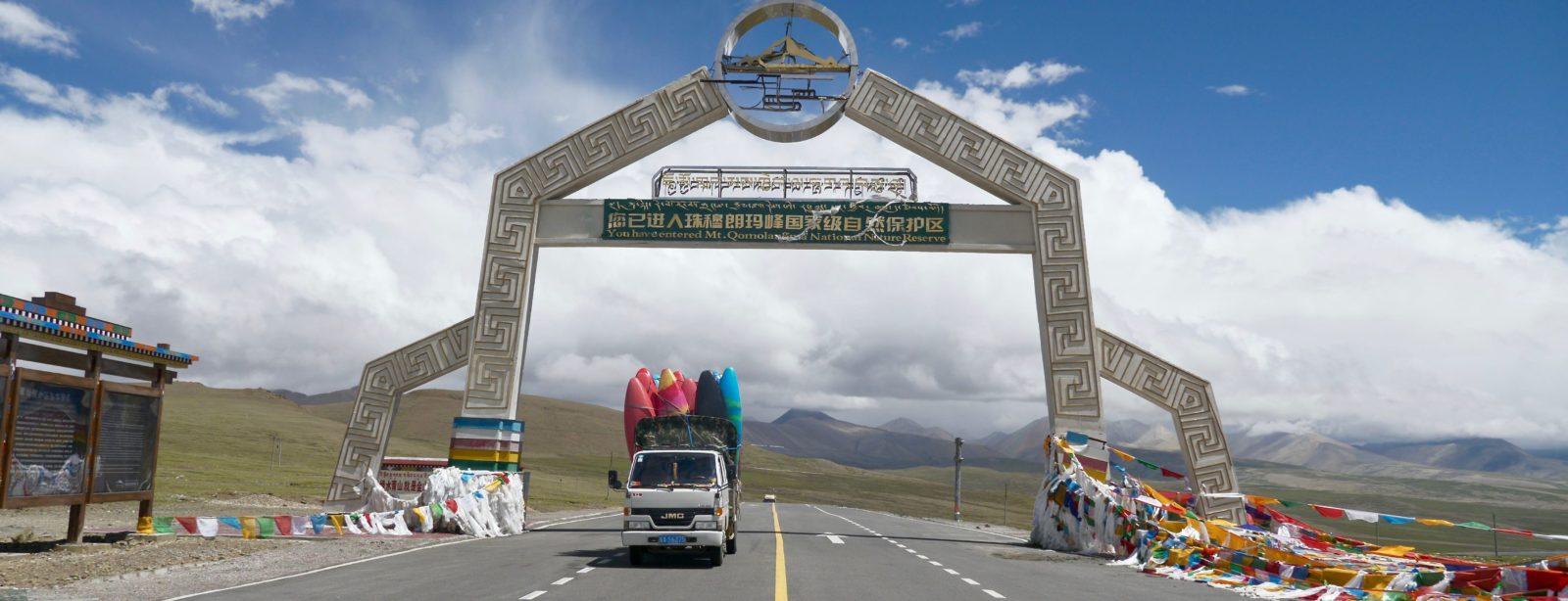 Verschoben auf 2021! Tibet Abenteuer Kajak