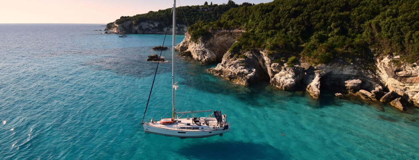 Unter Segeln zu den schönsten Plätzen des östlichen Mittelmeers