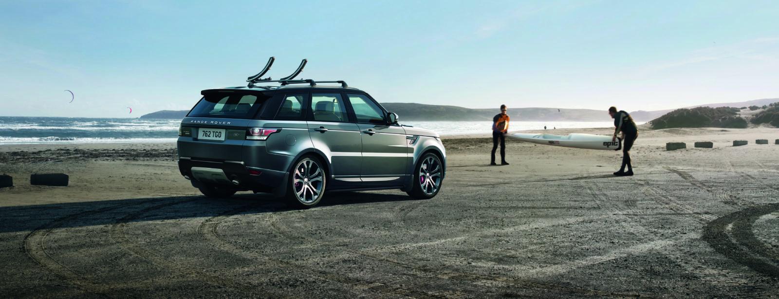 Land Rover Live Segeln in Essen
